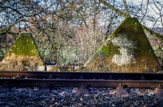 Westwall an der Vennbahn